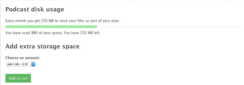 upgrade file storage